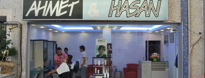Salon Ahmet & Hasan is one of Gespeicherte Orte von Hüseyin Batur.