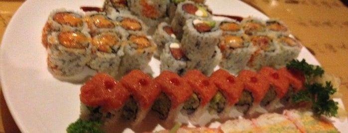 Midori Sushi is one of NJ.