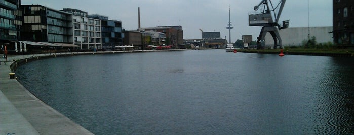 Hafen is one of Münster - must visit.