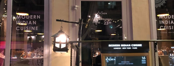 The Kitchen 21 is one of Kiev.