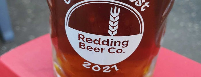 Redding Beer Company is one of Breweries I've been to.