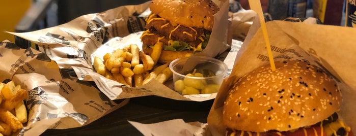 ketchap burger's is one of Tuğçe'nin Beğendiği Mekanlar.