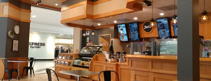 Jack's Coffee is one of Coffee Connoisseur.