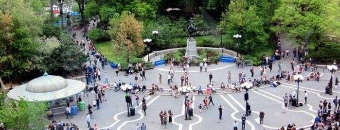 Union Square Park is one of What's up, New York.