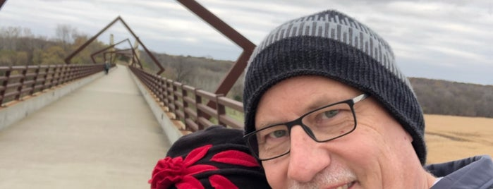 High Trestle Trail Bridge is one of See Des Moines Ultimate List.