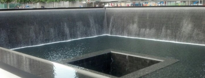 National September 11 Memorial & Museum is one of NYC must!!.