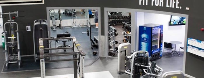 Better Gym is one of GLL Leisure Centres, Gyms, Pools.