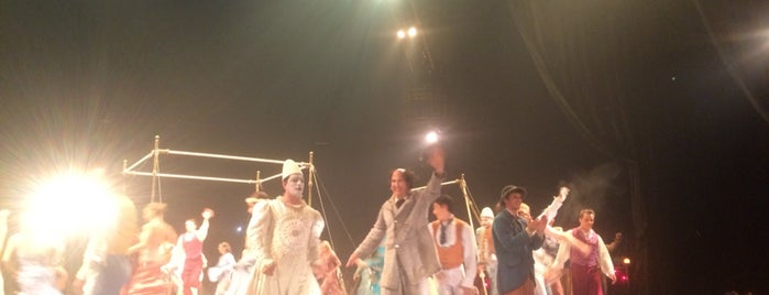 Cirque du Soleil - Corteo is one of Locais curtidos por Delfy.