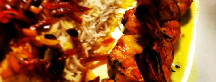 Amoo's Kabob is one of Favorite Food Places in DC Area.