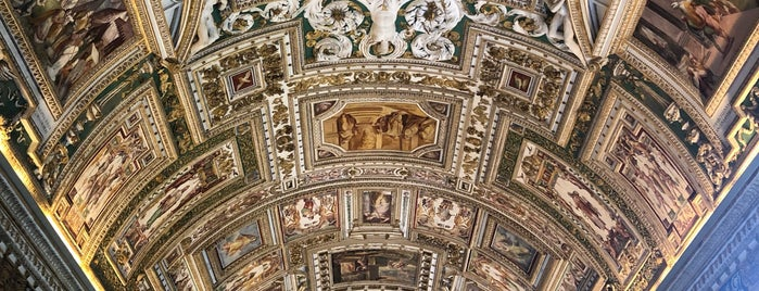 Galleria delle Carte Geografiche is one of Rome & Florence.