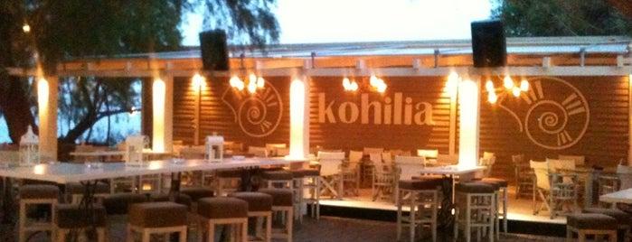 Kohilia is one of Midilli.
