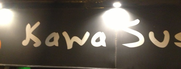 Kawa Sushi is one of Places to eat/drink.