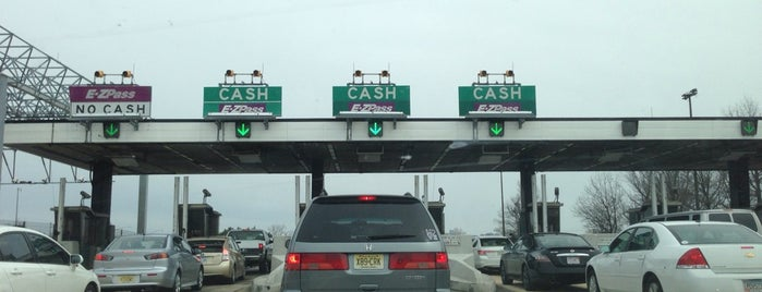 NJ Turnpike Toll Plaza is one of New Jersey highways and crossings.