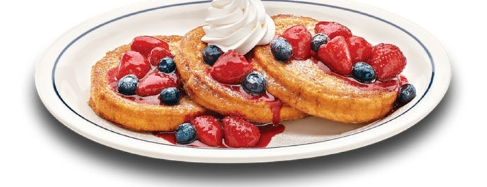 IHOP is one of Michaelさんのお気に入りスポット.