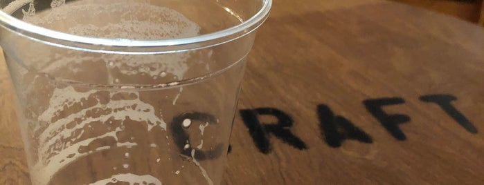 Craft Tooting is one of London's Best for Beer.