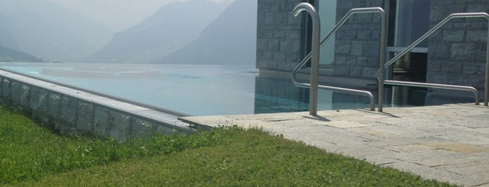 Spa Villa Honegg is one of BoutiqueHotels.