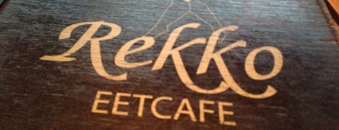 Eetcafé Rekko is one of Duygu: сохраненные места.