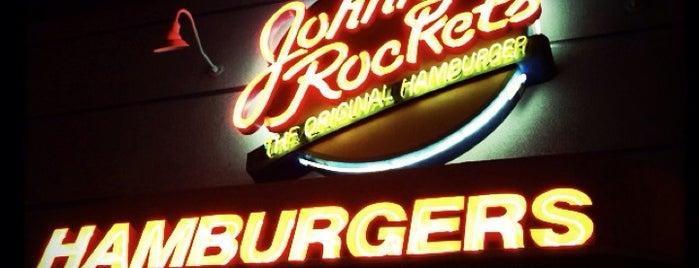Johnny Rockets is one of Posti che sono piaciuti a 🅰hmet Metin.