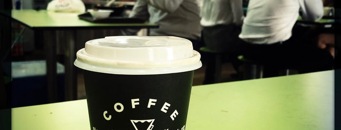 Coffee Break is one of Tempat yang Disimpan Bridget.