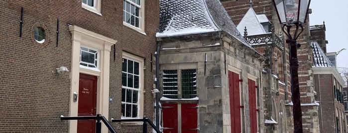 Oudekerksplein is one of Nizozemí.