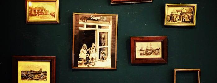 Sugar Blue is one of Best coffee worldwide.