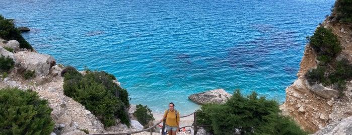 Cala Goloritze' is one of Sardinia.