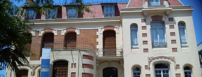 Λαογραφικό και Εθνολογικό Μουσείο Μακεδονίας - Θράκης is one of Thessaloniki #4sqCities.