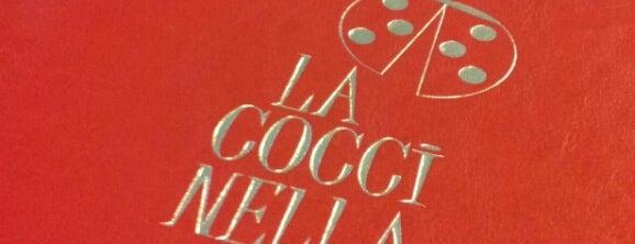 La Coccinella Pizzeria & Ristorante is one of Locais curtidos por Manolo.