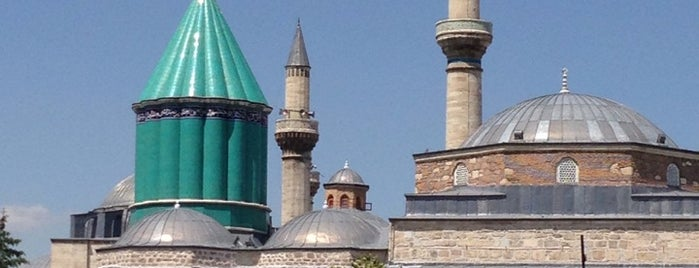 Mausoleo di Mevlana is one of Time to go...
