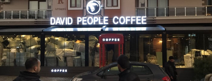 David People Cafe & Food is one of Lieux qui ont plu à Ahmet.