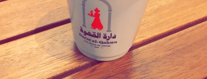 Darat Al-Qahwa is one of Posti che sono piaciuti a Dania.