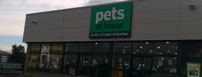 Pets at Home is one of Local : понравившиеся места.