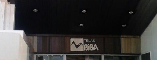 Telas Biba is one of Locais curtidos por kArE.