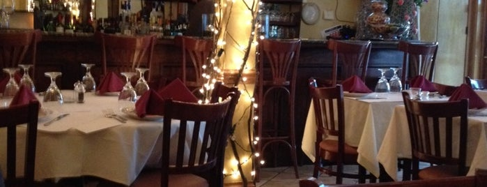 Rosa's La Scarbitta Ristorante is one of What's What in Westchester.