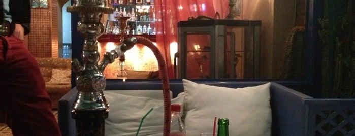 Marrakech Bar is one of Tbilisi.