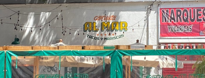 Con Vista Al Mar is one of Lugares para ir con Mar.