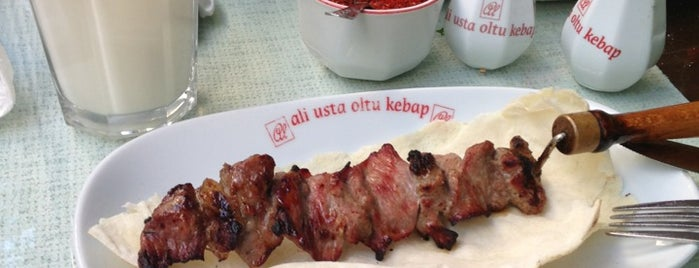 Ali Usta Oltu Kebap is one of Turkey.