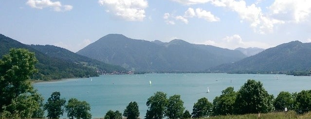 Gmund am Tegernsee is one of Bayern.
