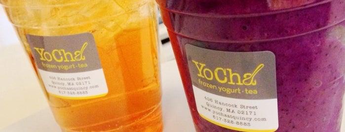 YoCha is one of **Boston.