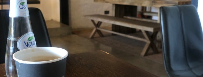 Caffeination is one of Khobar.