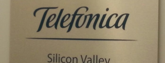 Telefonica Digital Silicon Valley is one of Lieux qui ont plu à Jorge.