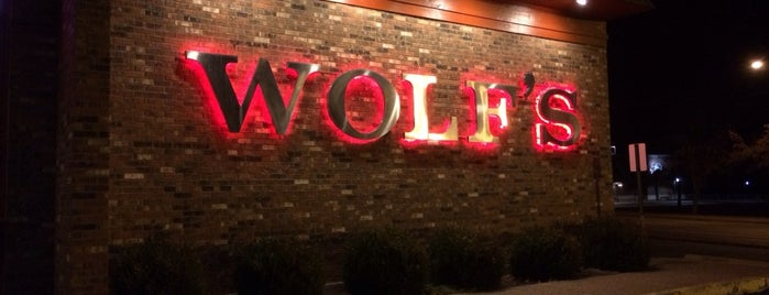 Wolf's Bar-B-Q Restaurant is one of 1000 Places to See Before You Die - Midwest.