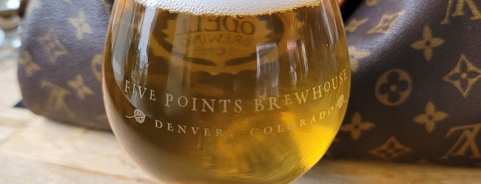 Odell Brewing - Denver is one of Tappin the Rockies...