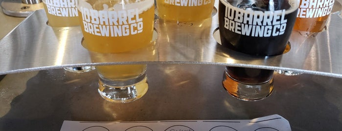 10barrel brewing is one of Breweries or Bust 3.