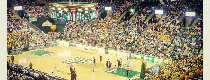 EagleBank Arena is one of Sporting Venues To Visit.....