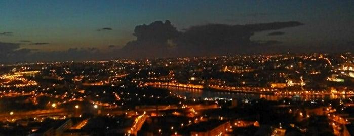 Holiday Inn Porto Gaia is one of Locais salvos de Ana.