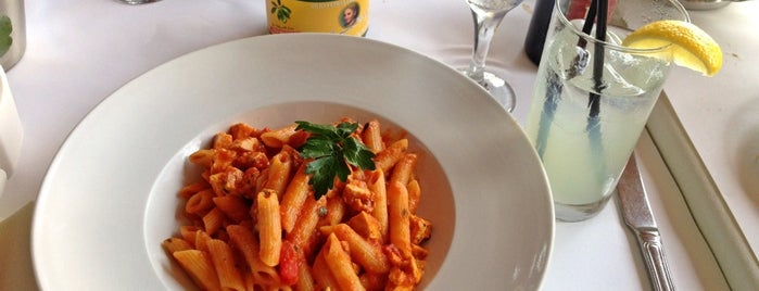 Il Pastaio is one of The Absolute Best Pasta in Los Angeles.