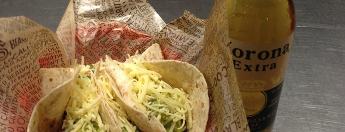 Chipotle Mexican Grill is one of FatList - Paris [FR].