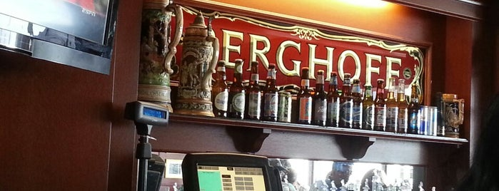 Berghoff Cafe is one of Breweries or Bust 2.