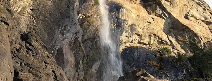 Bridalveil Falls View is one of Anthonyさんのお気に入りスポット.